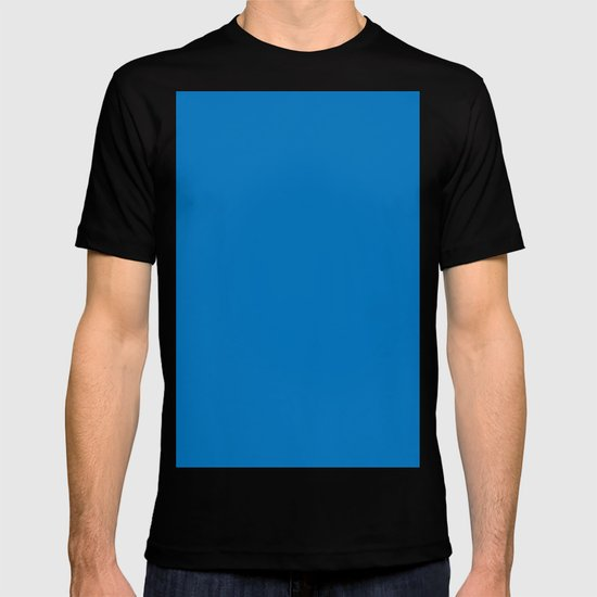 French blue T-shirt