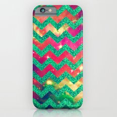 GLITTER SPACE 8 - for iphone Slim Case iPhone 6s