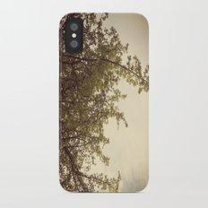 Sunlight & Branches iPhone X Slim Case