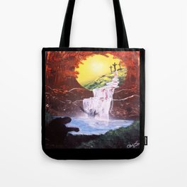 Washed Clean Tote Bag