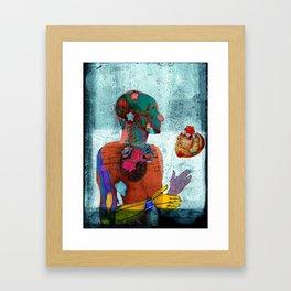 love streams 2 Framed Art Print