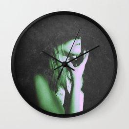Aliena III Wall Clock
