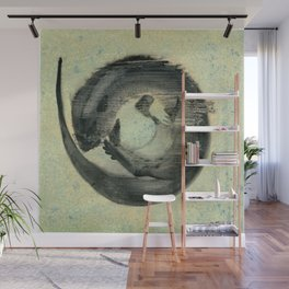 Enso Otter Wall Mural