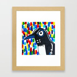 The Mighty Boosh: Peacock and the Magpie Series (2 of 2) Framed Art Print