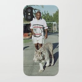 Mike Tyson iPhone Case