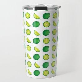 lime lime lemon Travel Mug