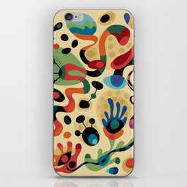 Wobbly Life iPhone Skin