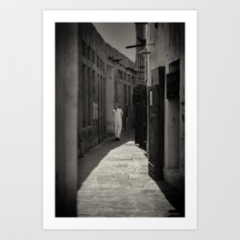 Shiek the Souk Art Print