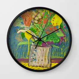 Life Is Still Yummy Wall Clock