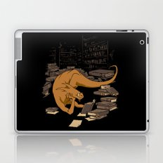 The Book Wyrm Laptop & iPad Skin