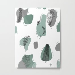 Sage Metal Print