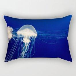 Deep sea life Rectangular Pillow