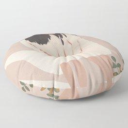 Sisters Floor Pillow