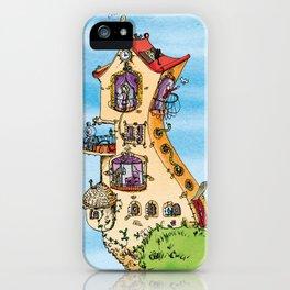 Maison du bonheur iPhone Case