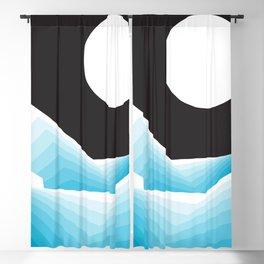 January Moon Blackout Curtain