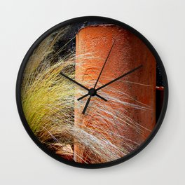 One Left Wall Clock