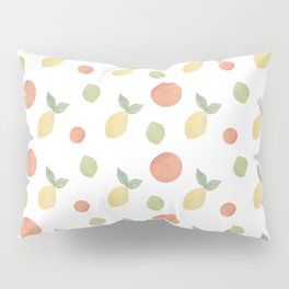 Mix of citrus Pillow Sham