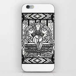SEVEN: Greed iPhone Skin
