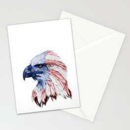 American Eagle Stationery Cards