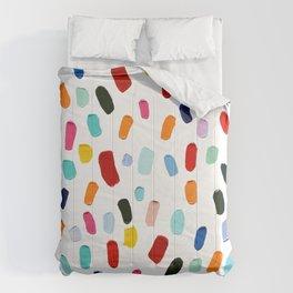Polka Daub Sweets Comforters
