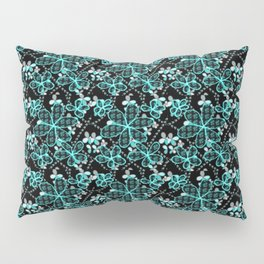 Floral Flair 3 Pillow Sham