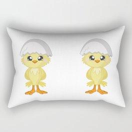 Cheeky Chick Rectangular Pillow
