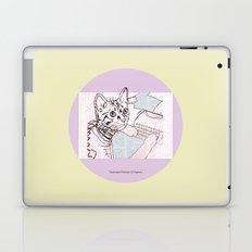 Dedicated Follower Of Fashion  Laptop & iPad Skin