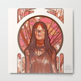 Going Mucha Loca Metal Print