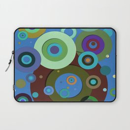 Op Art #9 Laptop Sleeve