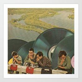 #68 Art Print