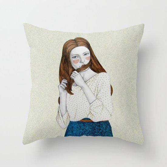 Clementina Throw Pillow