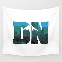 denver Wall Tapestries featuring Hometown Pride | Denver Nuggets by tbdaniel15