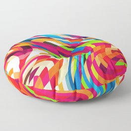 Pattern LXXII Floor Pillow