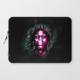 Purple $wag Laptop Sleeve