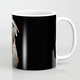 Dramatic Boerboel Coffee Mug