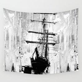 POLAR STAR Wall Tapestry