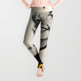 Vintage poster - Dental Cream Leggings
