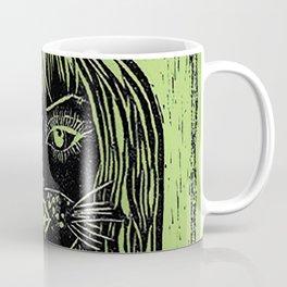 Coneja verde Coffee Mug