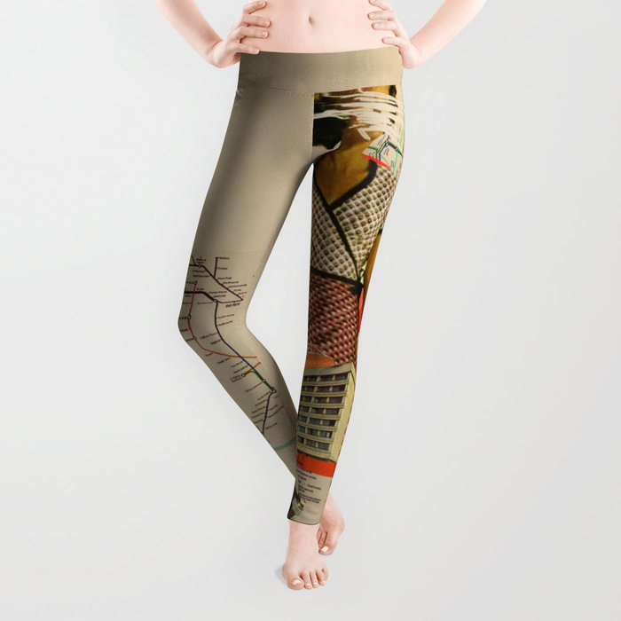 Traveller Leggings