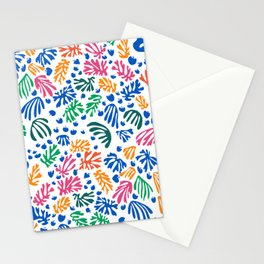 Matisse Colorful Pattern #1 Stationery Cards