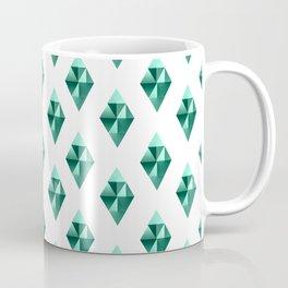emerald crystals Coffee Mug