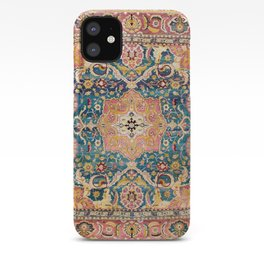 Amritsar Punjab North Indian Rug Print iPhone Case