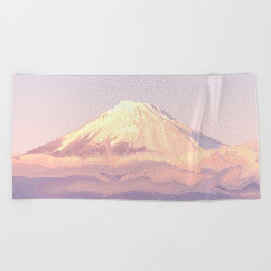 Peak Beach Towel