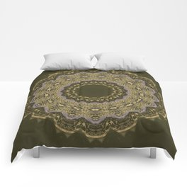 Better than Yours Colormix Mandala 4 Comforters