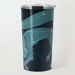 Star Fox (Vulpes astra) Travel Mug