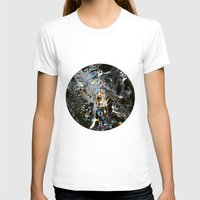 cosmos T-shirts featuring Cosmos by digital_flowers