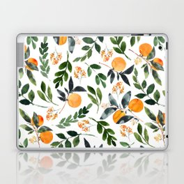 Orange Grove Laptop & iPad Skin