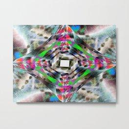 Dimensional Portal Metal Print