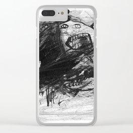 famous battle, 1438 Clear iPhone Case
