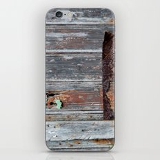 Another rusty iPhone & iPod Skin